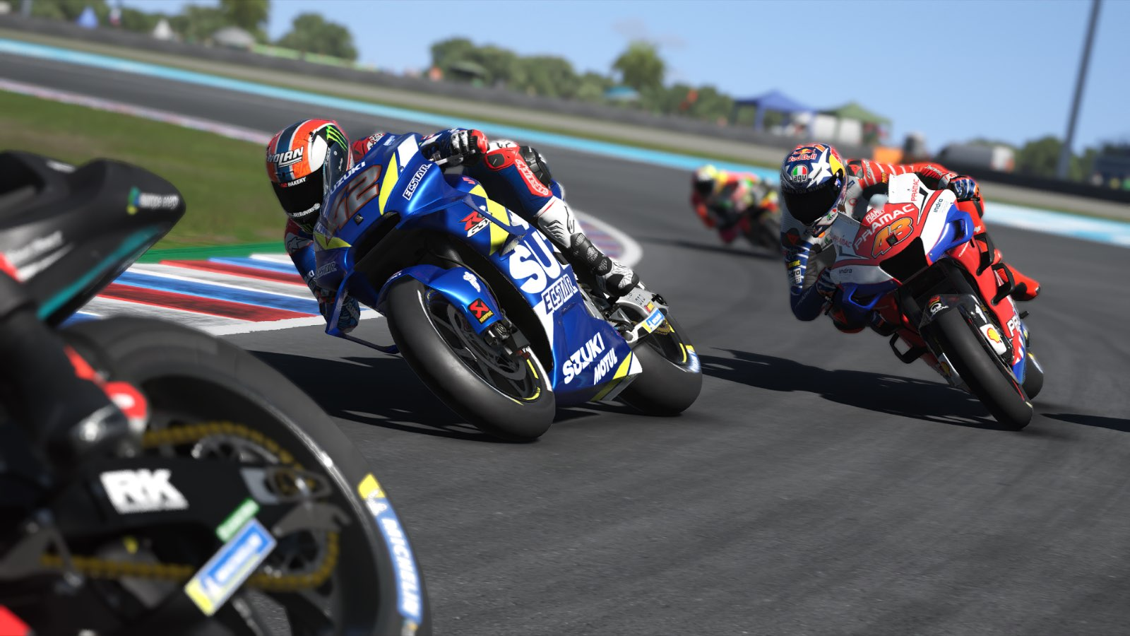 MotoGP20 Videogame - Managerial Career