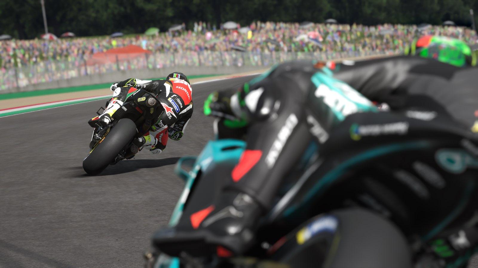 MotoGP20 Videogame - Extreme Realism